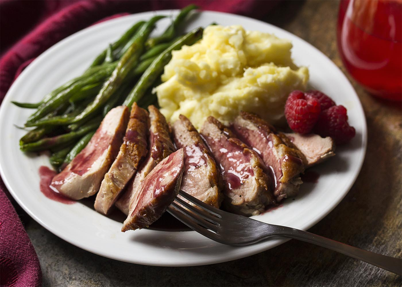 How to Make the Most of Raspberry for Making Duck Recipes?