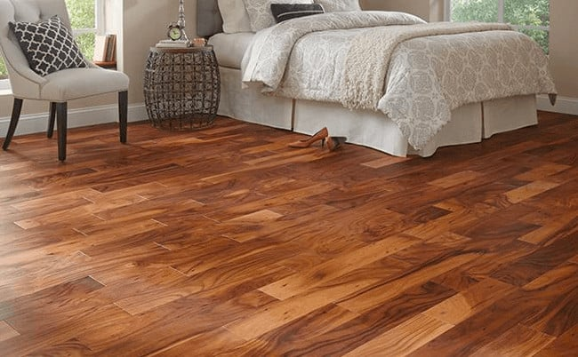 The advantages of Vinyl Wood Look Flooring Over Hardwood Floors