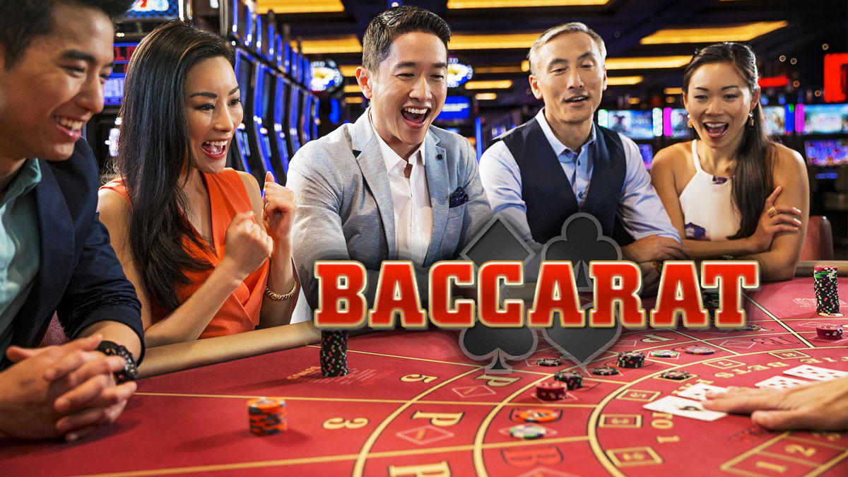 What is the Health Benefit Derived from playingBaccarat