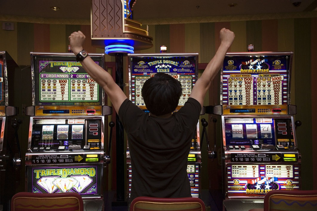 Secrets to win at slot machines
